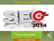 SEO and Online Marketing Trends in 2014
