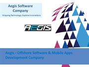 Aegis Software Canada - Custom Mobile Apps Development
