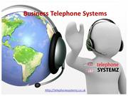 Business Telephone Systems in UK