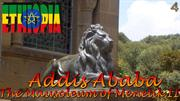 Addis Ababa, The Mausoleum of Menelik II