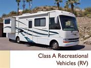 Class A Recreational Vehicles (RV)