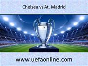 Full HD Chelsea vs At. Madrid Stream