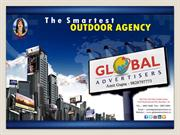 Innovative Advetisements in Mumbai - Global Advertisers