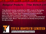 Find Important Types Of Biological Products
