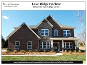 Lake Ridge Enclave - Homes in Tega Cay SC by True Homes USA