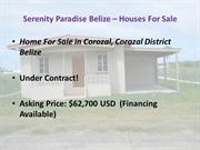 Under Contract | Property for sale in Belize