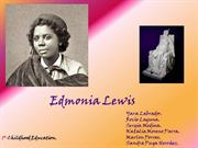 EDMONIA LEWIS Teacher's