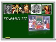 Edward III. The history of Great Britain