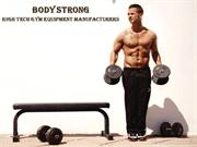 BODY STRONG - COMPANY INTRODUCTION
