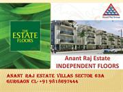 Anant Raj Estate Villas 9650019588