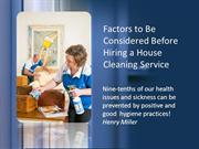 Cleaning services in Adelaide- Finding the right cleaning service
