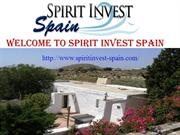 Welcome To Spirit Invest Spain