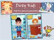 Dirty Kids - FREE KidsGame