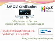 sap qm online training in usa