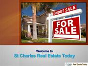 Short Sale Homes St Charles Mo