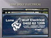 Lone Wolf Electrical ppt