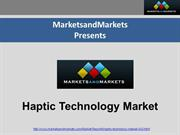 Haptic Technology Market