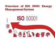 Overview of ISO 50001 Energy Management System