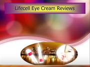 Lifecell Eye Cream Reviews