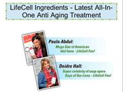 Latest All-In-One Anti Aging Treatment