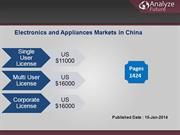 Electronics and Appliances Markets in China
