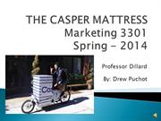 Casper Mattress In Production