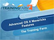 OS X Mavericks Features for Advanced Users