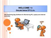 Spy Software for PC, Laptop - Computer Monitoring Software
