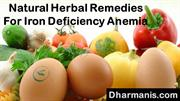 Natural Herbal Remedies For Iron Deficiency Anemia