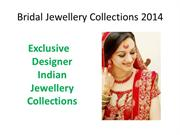 Bridal Jewellery Collections 2014