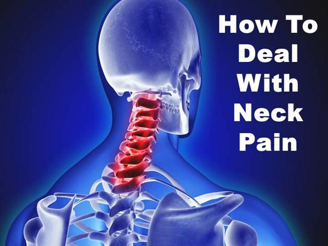 How to Deal With Neck Pain |authorSTREAM