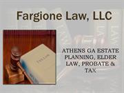 Fargione Law, LLC