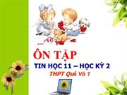 On tap hoc ki 2 tin 11
