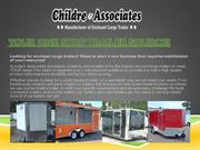 Childre and Associates | Enclosed Trailers