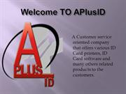 A Plus ID – ID Badge Accessories & ID related Supplier Company