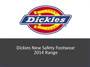 Dickies New Safety Footwear