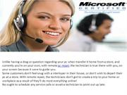 PC Repair and computer repair Microsoft Virus Removal