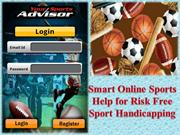 Smart Online Sports Help for Risk Free Sport Handicapping