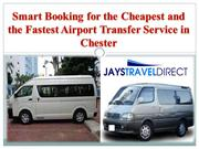 Smart Booking for the Cheapest and the Fastest Airport Transfer Servic