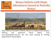 Wildebeest Migration Safari Kenya