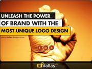 Unleash the Power of Brand with the Most Unique Logo Design