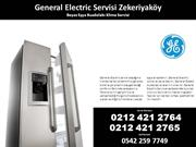 Zekeriyaköy General Electric Servisi  0212-421-27-64  General Electric