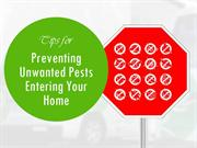 pest control Adelaide- Tips for Preventing the Invasion of Pests into