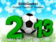 NEW YEAR THEME0IMAGE3 SYMBOL POWERPOINT TEMPLATE