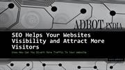 Increase Visibility on Your Website with SEO Services