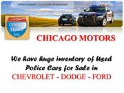 Used Police Cars for Sale