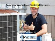 Common Workplace Electrical Hazards & Safety