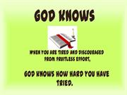 God Knows-ES