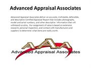 Advanced Appraisal Associates