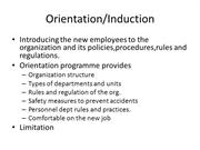 functions of HR dept